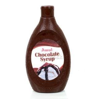 AMUL CHOCOLATE SYRUP 650G