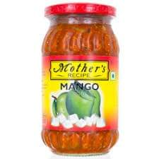 MOTHERS MANGO PICKLE 400G