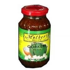 MOTHERS GUJRATI GORKERI PICKLE 400G