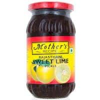 MOTHERS SWEET LIME PICKLE 400G