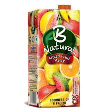 B NATURAL MIX FRUIT SMALL
