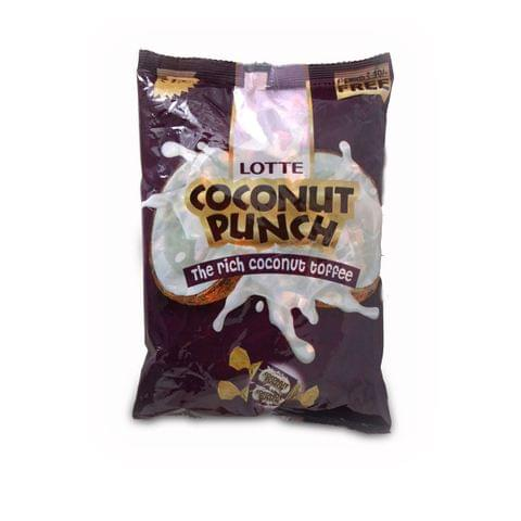 LOTTE COCONUT PUNCH TOFFEE