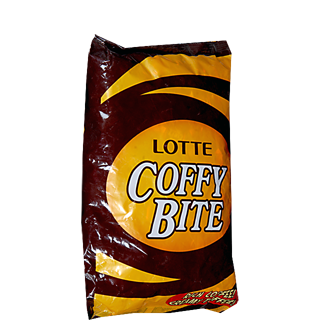 LOTTE COFFEE BYT TOFFY