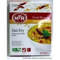 MTR REDY TO EAT DAL FRY 300G