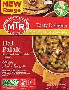 MTR REDY TO EAT DAL PALAK 300G