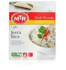 MTR REDY TO EAT JEERA RICE 300G