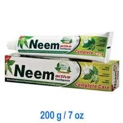 NEEM ACTIVE TOOTH PEAST 125G