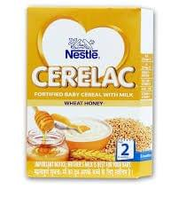 NESTLE CERELAC WHEAT WITH HONEY 300G