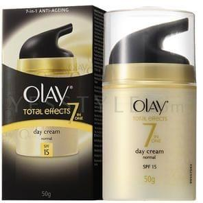 OLAY TOTAL EFFECT DAY CREAM SPF15