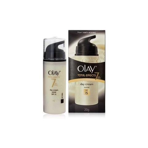 OLAY TOTAL EFFECT DAY CREAM NORMAL 20G