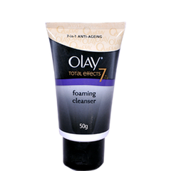 OLAY TOTAL EFFECT FOMING FACE WASH 50G