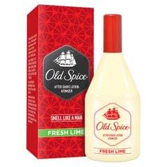 OLD SPICE AFTER SHAVE LOTION LIME 150ML