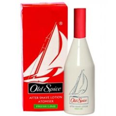 OLD SPICE AFTER SHAVE LOTION ATOMISER LIME 150ML