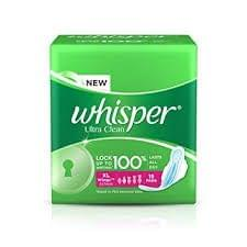 WHISPER ULTRA CLEAN XL 80RS