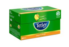 TETLEY  GREENTEA LEMON & HONEY 30 TB