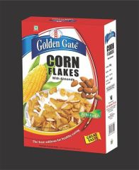 8 AM CORN FLAKES WITH ALMONDS 300GM