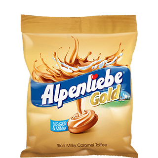 ALPENLIEBE GOLD POUCH