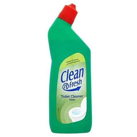 CLEAN N CLEAR TOILET CLEANER 500ML