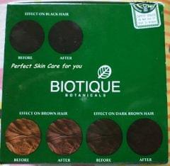 biotique hair colour