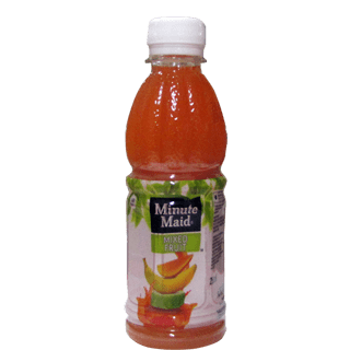MINUTE MAID MIX FRUIT 200 ML