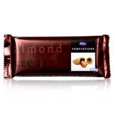 CAD TEMPTATIONS ALMOND 72gm