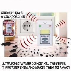 Electric Pest Control Gadget For Rats, Cockroaches Etc
