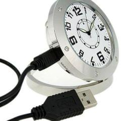 Spy Table Clock Hidden Camera
