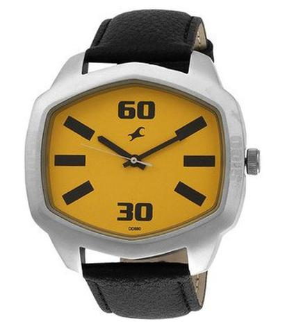 Fastrack 3119Sl02 Men's Watch