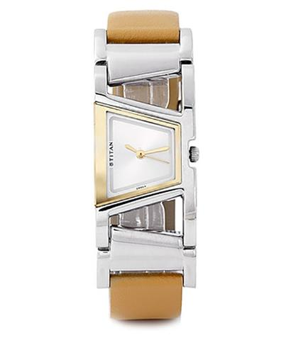 Titan Tagged 2486Sl01 Women's Watches
