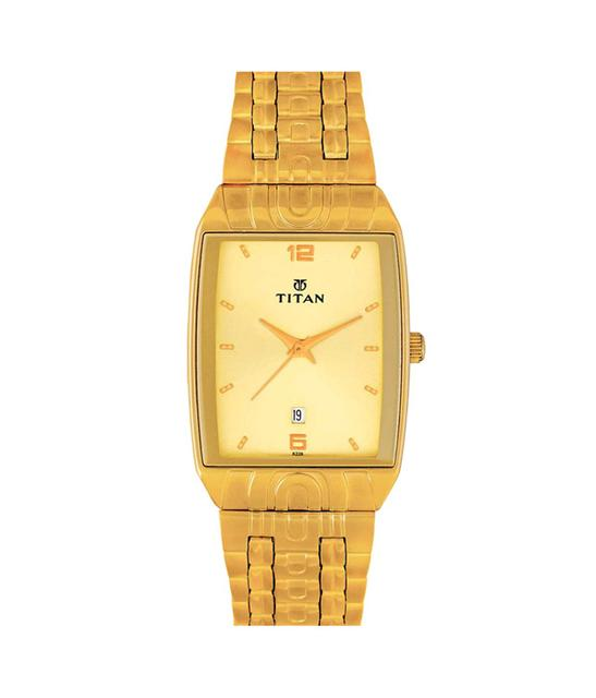 Titan Karishma Ne9152Ym03 Men's Watches