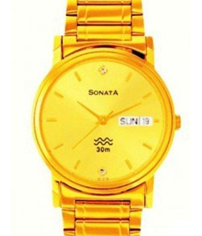 Sonata 1141Ym10 Men's Watch