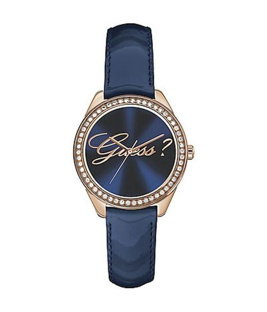 Guess Blue Analog Casual Women's Watch