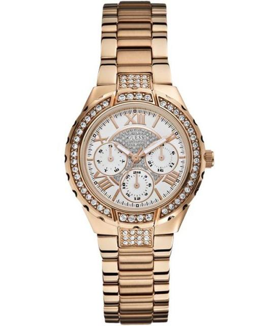 Guess W0111L3 Sports Collection Ladies Wrist Watch - Imported