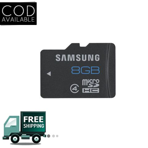 Samsung Micro SD 8GB Memory Card