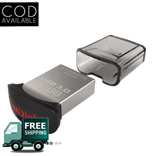 Sandisk CZ43 Ultra Fit 32GB Pen Drive