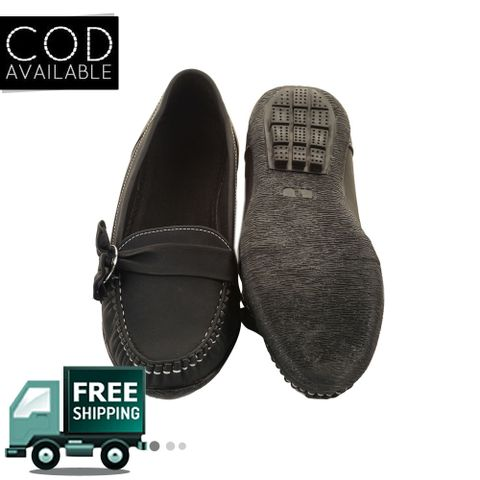 Black Women Loafer