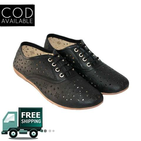 Black Women Casual Shoes