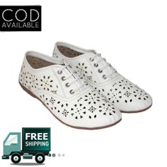 White Women Casual Shoes