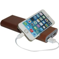 Callmate Power Bank With Inbuilt Mobile Holder 15600 Mah