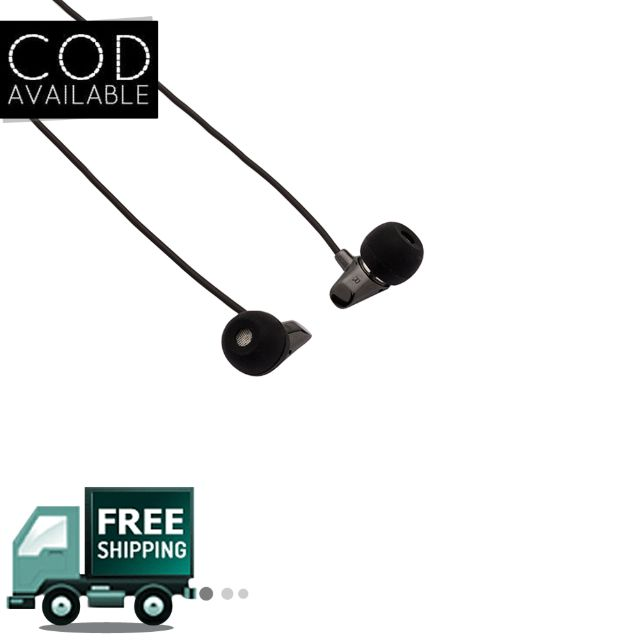 Remax Rm-701 Earphone Black