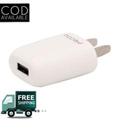 Remax Rp-Single USB Charger White