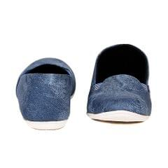 Ten Women's Blue Denim Casual Shoes