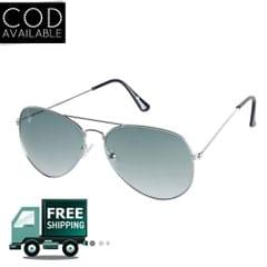 Rinoto Grey Aviator Sunglass
