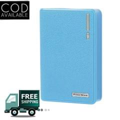 Upsilon 12000mAh Power Bank-Blue