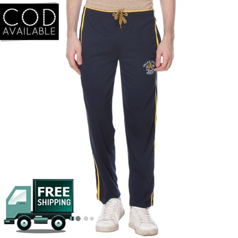 Rose Taylor Men's Solid Trackpants