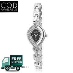 Maxima 20480BMLI Swarovski Analog Men's Watch