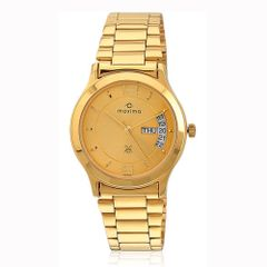 Maxima 06364CMGY Men's Analog Watch