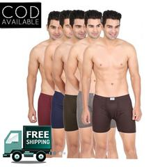 Western Texas Pack Of 5 Men's Briefs
