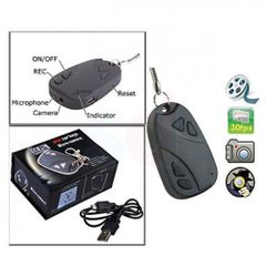 RS808 Key Chain Button Spy Camera