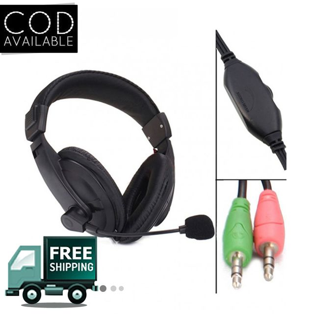 HB575 On-Ear Headphones With Mic(Black)